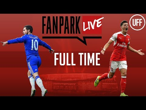 Arsenal 2-2 Chelsea - Full Time Phone In - FanPark Live