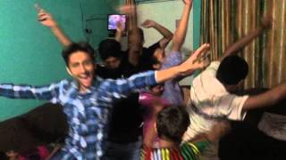 crazy dance by pakistan  hussain AlJassmi   Boshret Kheir  2016