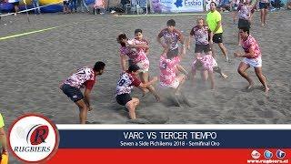 Rugbiers TV - Tercer Tiempo vs VARC - Semifinal Oro