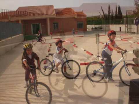 Semana De Educacion Vial Colegio Albudeite Youtube