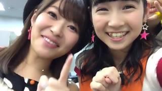 『755動画』HKT48 今村麻莉愛、指原莉乃、松岡はな 20161208