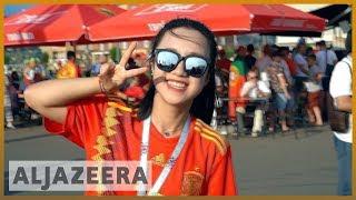 🇨🇳 🇷🇺 Chinese fans' World Cup attendance under spotlight   Al Jazeera English thumbnail