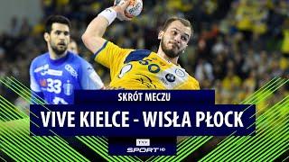 Jednostronna święta wojna   PGNiG Superliga: PGE VIVE Kielce – Orlen Wisła Płock [SKRÓT]