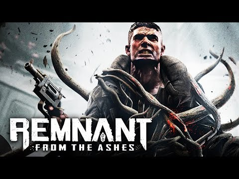 REMNANT - FROM THE ASHES : A PRIMEIRA MEIA HORA