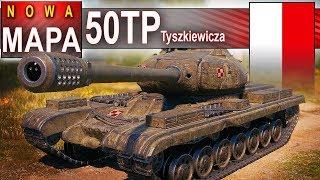 50TP Tyszkiewicza atakuje Wielki Mur Chiński - World of Tanks