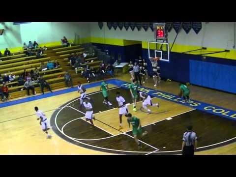 Frank Phillips College Men's Basketball 2015/2016 Game 25
