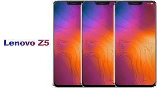 Lenovo Z5 - Full Specifications | Features | Camera | Storage