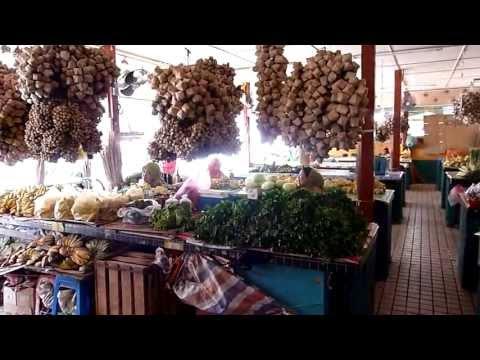 Market in Miri (Sarawak - Borneo)