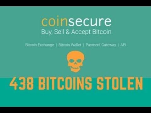 Coinsecure hack: 438 bitcoins worth Rs 19 crore stolen from Coinsecure exchange (In Hindi)
