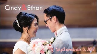 Cindy & Ethan: Wedding Highlight Film at Mills College Chapel in Oakland, CA