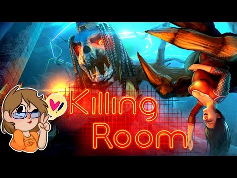 🔴 BE GENTLE TO ME GUYS (or not either way)! | Killing Room | LIVESTREAM | 🔴