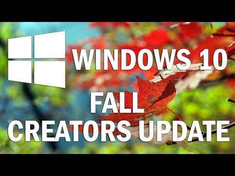Microsoft начала последний этап разработки Windows 10 Fall Creators Update