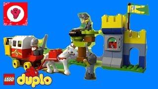 Видео обзоры LEGO Duplo Спасение сокровищ