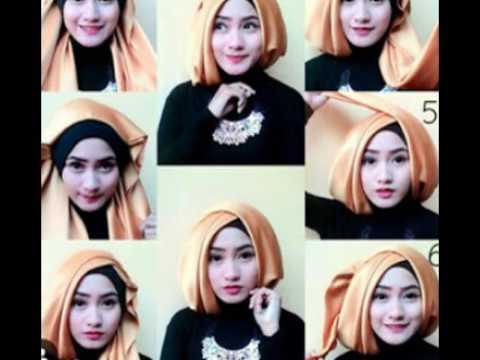 Tutorial Hijab Untuk Wisuda Modern Simple Dan Terbaru Youtube