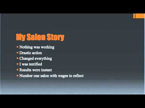 Professional Salon Management - How To