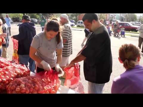 Galveston County Food Bank Documentary