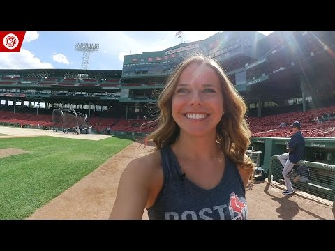 EXCLUSIVE Boston Red Sox Tour  Fully Loaded
