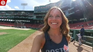 EXCLUSIVE Boston Red Sox Tour | Fully Loaded