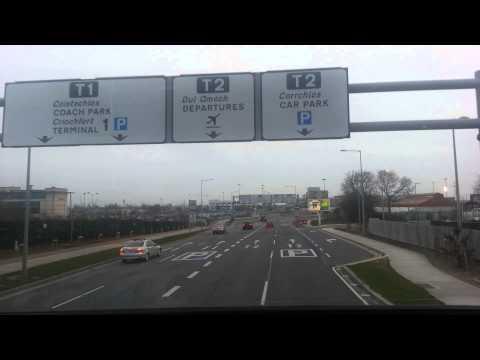 Dublin Airport Arrivals #trafalgarInsider