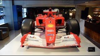 RM31.2 juta untuk kereta F1 Schumacher
