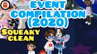 Highrise Virtual World | Squeaky Clean ( Event Compilation 2020 )