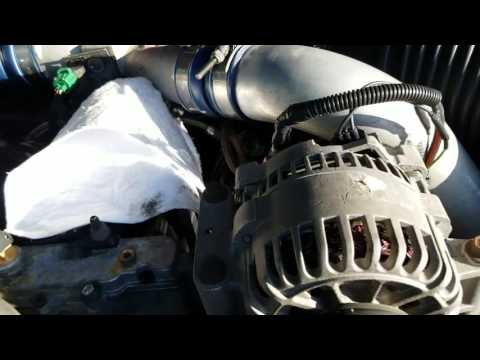 Ford 7.3 powerstroke no start/died suddenly