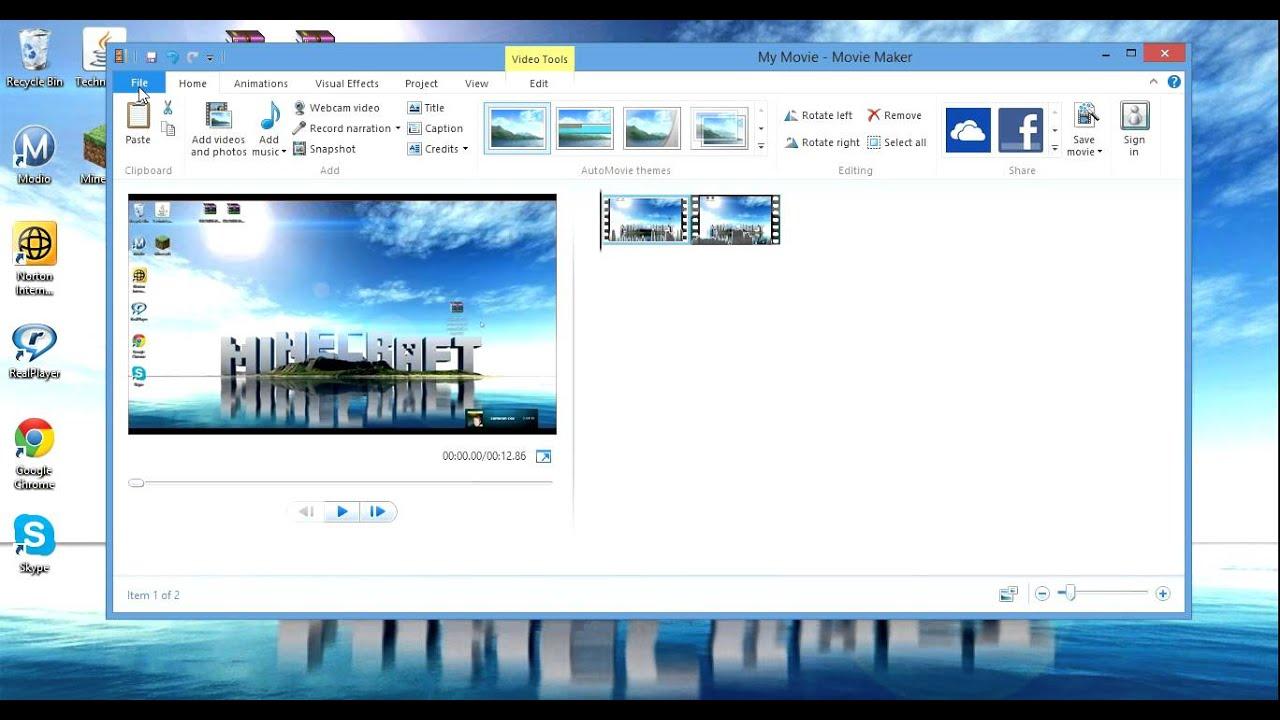 Windows Movie Maker 2.7 - litesoftpaint.netlify.com