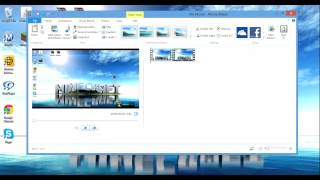 How to combine two videos with windows movie maker