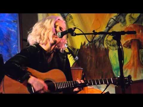 Kayla Mickelsen sings