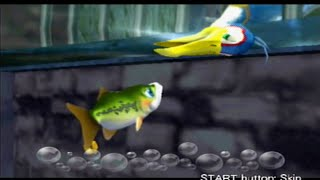 Finny the Fish & the Seven Waters - (Stage 6) Last Lagoon *Walkthrough* [PS2]