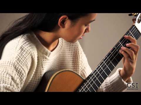 Olivia Chiang plays Alfonsina y el Mar (Ariel Ramirez)