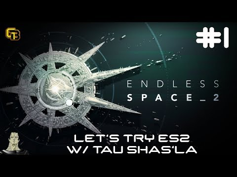 Trying out Endless Space 2 - Multiplayer with Tau! part 1