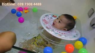 Bơi thủy liệu cho bé tại quận 1   Care With Love   Baby Spa cho bé