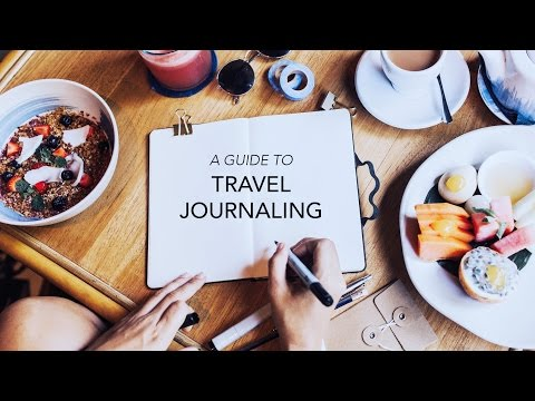 An Easy Guide to Travel Journaling