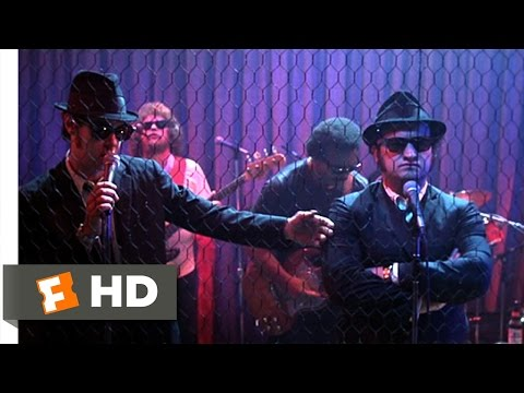 The Blues Brothers 1980  Rawhide Scene 59  Movieclips