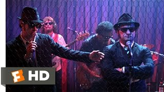 Rawhide The Blues Brothers 5 9 Movie CLIP 1980