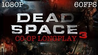 Dead Space 3 + Awakened Co-op Longplay (Part I of III) No Commentary 1080p (60FPS)