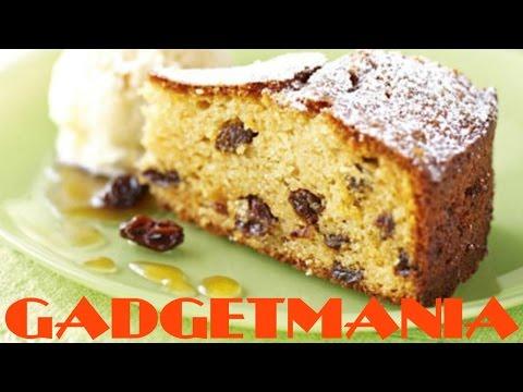 Вкусный кекс с изюмом за 1 минуту. Масленица 2016. Очень быстро и вкусно