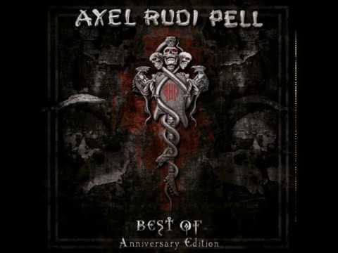 "AXEL RUDI PELL - ALBUM - "" BEST OF ANNIVERSARY EDITION "" (2009)"
