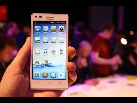 Huawei Ascend G6 4G / P7 mini - Hands on