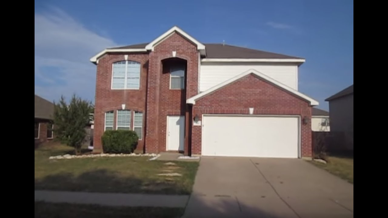 Dallas homes for rent crowley home 4br 2 5ba by property for Acreage home builders