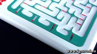 Лабиринт. Обзор настольной игры-головоломки