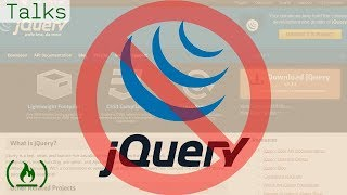 Why You Don't Need jQuery Anymore