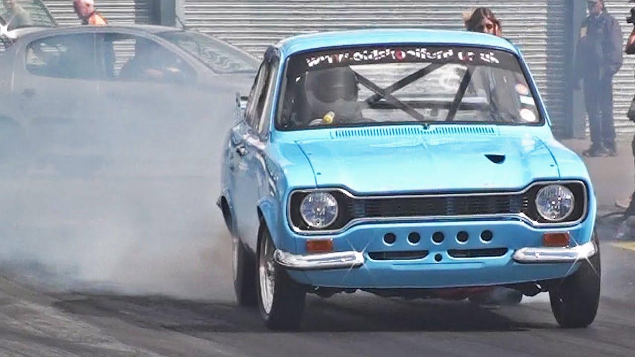 & Ford Escort Mk1 2014 Drag Racing - YouTube markmcfarlin.com