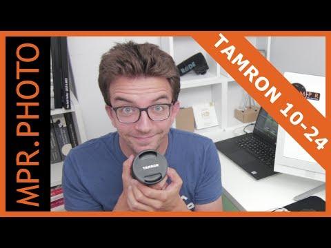 Tamron 10-24mm v2 | Enfin un UGA complet pour APS-C !