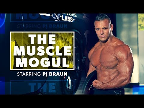 PJ Braun's Obsession With Health & Fear Of Death | The Muscle Mogul