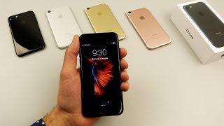 👑 Китайский iPhone 7 с РАБОЧИМ Touch ID 👑  8 ядер, реально? Точная копия айфона 7 с темным дисплеем