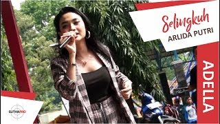 Gambar cover SELINGKUH - Arlida Putri OM.ADELLA live Curug Sewu Kendal