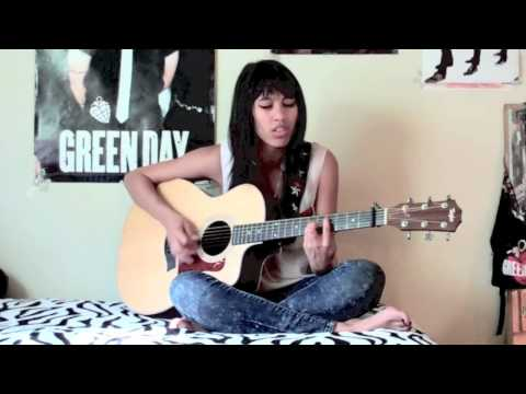 The Reason - Hoobastank (Cover by Brittany Butler)