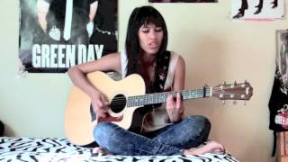 Gambar cover The Reason - Hoobastank (Cover by Brittany Butler)